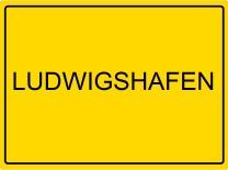 Ortsschild Ludwigshafen